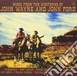 Music From The Westernsof John Wayne And cd musicale di ARTISTI VARI