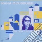 Mouskouri, Nana - Voice Of Greece cd musicale di Nana Mouskouri