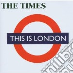 Times - This Is London cd musicale di TIMES