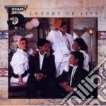 Five Star - Luxury Of Life cd musicale di Star Five