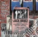 Live '75 cd musicale di Jack bruce band
