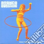 Bronco Bullfrog - What People Did Before Tv cd musicale di Bullfrog Bronco