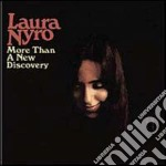 Laura Nyro - More Than A New Discovery cd musicale di Laura Nyro