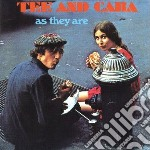 Tee And Cara - As They Are cd musicale di TEE AND CARA