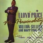 Lloyd Price - Mr. Personality cd musicale di Lloyd Price