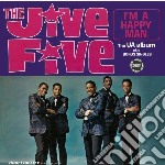 I'm a happy man (the uaalbum plus bonus cd musicale di Five Jive