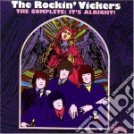 Rockin Vickers - Lifelines - Complete: It's Alright! cd musicale di Vickers Rockin
