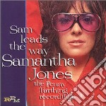 Jones, Samantha - Sam Leads The Way: The P cd musicale di Samantha Jones