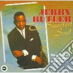 Jerry Butler - Sweetest Soul cd musicale di Jerry Butler