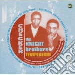 Knight Brothers - Temptation cd musicale di Brothers Knight