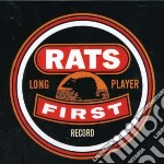 Rats - First Long Play Record cd musicale di RATS