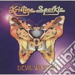 Kristine Sparkle - Devil Woman cd musicale di Kristine Sparkle