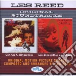Les Reed - Girl On A Motorcycle+les Bicyclettesde B cd musicale di Reed Les