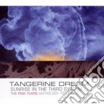 Sunrise in the third system/the pink cd musicale di TANGERINE DREAM