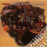 RHINOS WINOS AND LUNATICS cd musicale di MAN