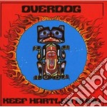 Keef Hartley Band - Overdog cd musicale di KEEF HARTLEY BAND