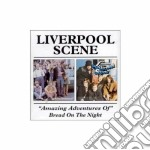 AMAZING ADVENTURES, THE                   cd musicale di The Liverpool scene
