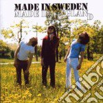 Made In Sweden - Made In England cd musicale di MADE IN SWEDEN
