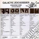 Arthur Brown & Kingdom Come - Galactic Zoo Dossier cd musicale di Arthur & king Brown