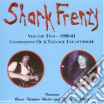 Shark Frenzy - Confessions Of A Teenage Lycanthrope cd musicale di Shark Frenzy