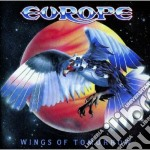 Europe - Wings Of Tomorrow cd musicale di EUROPE
