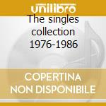 The singles collection 1976-1986 cd musicale di Spider