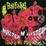 Batfinks - Wazzed 'n' Blasted cd musicale di BATFINKS