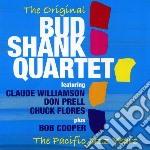 PACIFIC JAZZ YEARS                        cd musicale di BUD SHANK QUARTET