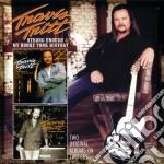 Strong enough/my honky tonk history cd musicale di Travis Tritt