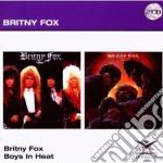 BRITNY FOX, BOYS IN HEAT                  cd musicale di Fox Britny