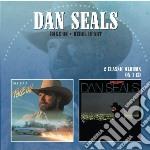 Dan Seals - Rage On / Rebel Heart cd musicale di Dan Seals