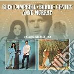 Gentry,b/campbell,g - Bobbie Gentry & Glen Campbell / Anne Mur cd musicale di Gentry b/campbell g