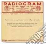 Radiogram - 24 Songs That Inspired The Teenage Gram Parson cd musicale di Artisti Vari