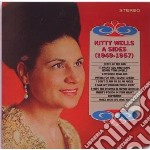 A-sides (1949-1957) cd musicale di Kitty Wells