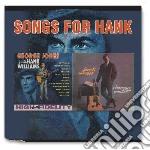 George Jones & Jack Scott - Songs From Hank cd musicale di George/scott Jones
