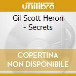 Gil Scott Heron - Secrets cd musicale di Gil Scott-heron