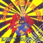 Brown Kofi - Love Warrior cd musicale di BROWN KOFY