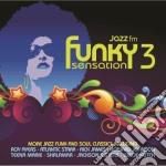 Funky sensation vol.3 2cd cd musicale di Artisti Vari