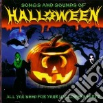 Various Artists - Songs And Sounds Of Halloween cd musicale