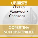 Chansons d'amour cd musicale di Charles Aznavour