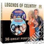Various - Legends Of Country cd musicale di Artisti Vari