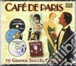 Cafe' de paris 75 grands succes francais cd musicale