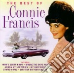 Connie Francis - The Best Of Connie Francis cd musicale