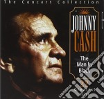 Johnny Cash - The Man In Black The Concert Collection cd musicale di Johnny Cash