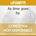 As time goes by cd musicale