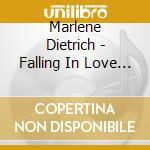Falling in love again cd musicale di Marlene Dietrich