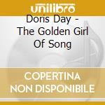 Doris Day - The Golden Girl Of Song cd musicale