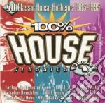 100% House Classics, Vol. 1 cd musicale di Artisti Vari