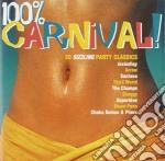 100% CARNIVAL cd musicale di ARTISTI VARI