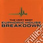Various - Very Best Of Euphoric House Breakdown cd musicale